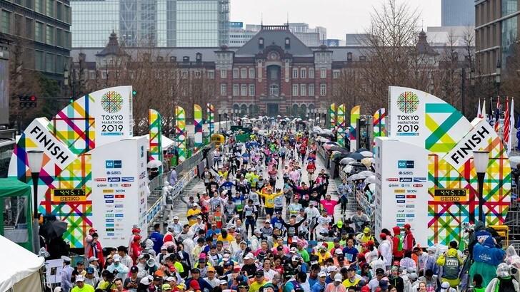 Tokyo Marathon annullata, non si corre...ecco perchè