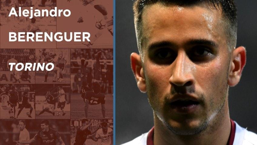 Flop Serie A, Alejandro Berenguer