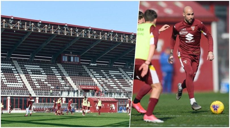 Torino, porte aperte al Filadelfia: i tifosi seguono l'allenamento