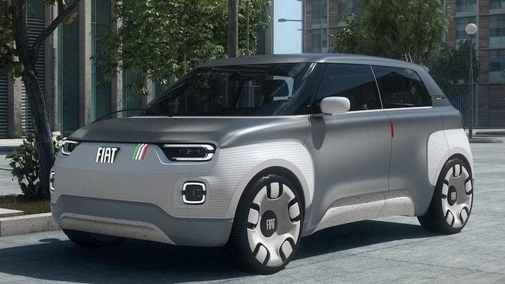 Fiat, due nuovi modelli nel segmento B dal 2022
