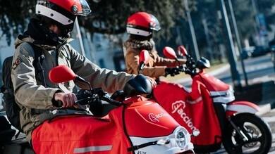 Scooter sharing, Acciona debutta a Milano: come funziona il servizio