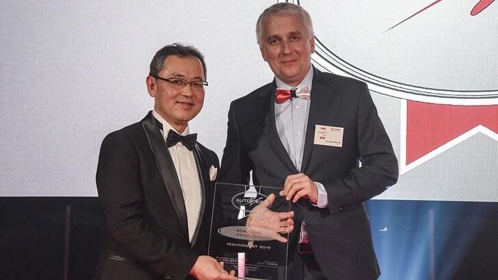 Il motore Skyactiv-X conquista il Technobest agli Autobest Awards 2020