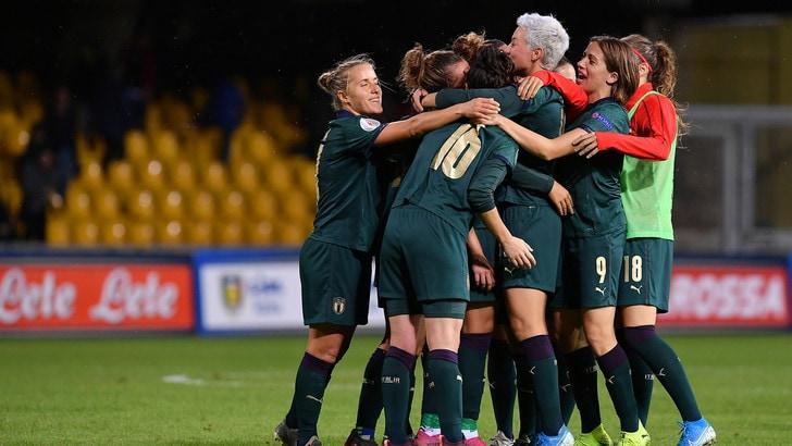 Algarve Cup: nove bianconere convocate da Bertolini, c'è anche Cecilia Salvai