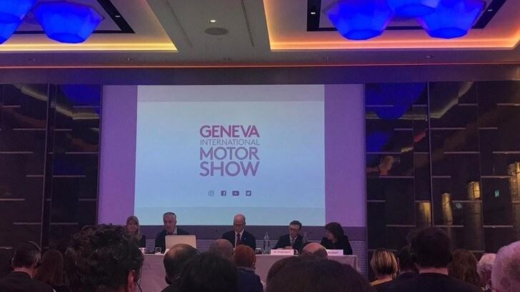 Salone di Ginevra, edizione 2020 al via