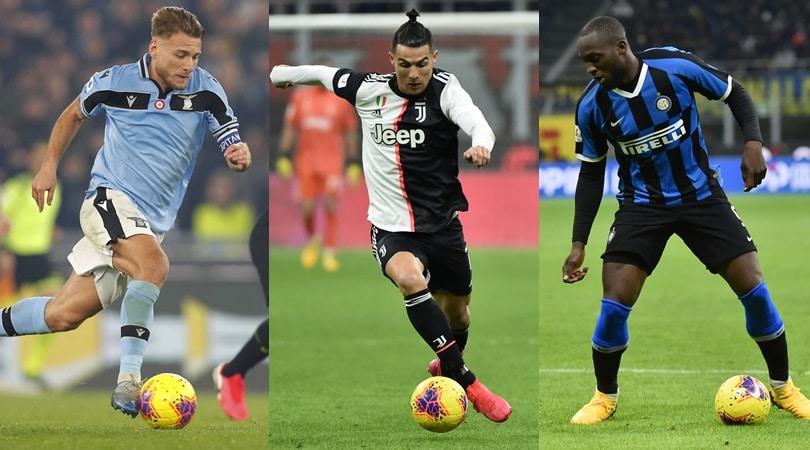 Juve, Lazio e Inter: scudetto, ecco quanti punti servono per vincere