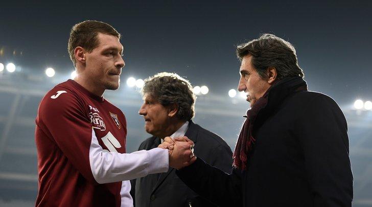"""Cairo in esclusiva: """"Belotti al Napoli? No, resta al Toro"""""""