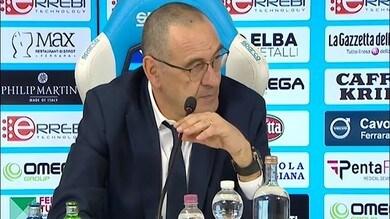 """Sarri: """"Idea Rabiot davanti alla difesa? Non voglio limitarlo.."""""""