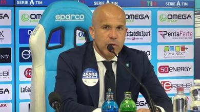 """Di Biagio: """"Squadra viva, continuando così faremo punti importanti"""""""
