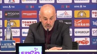 """Pioli: """"Un peccato annullare il gol di Ibra.."""""""