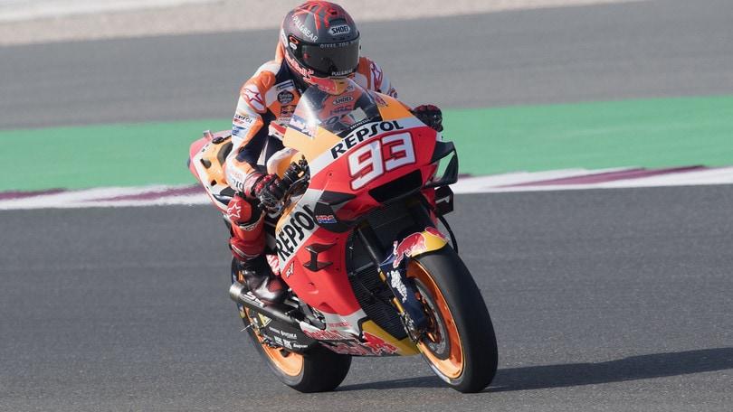 """MotoGP, Marc Marquez: """"Il coronavirus è una lezione di vita per tutti"""""""