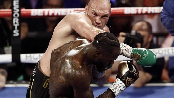 Fury batte Wilder e si laurea campione del mondo dei pesi massimi Wbc