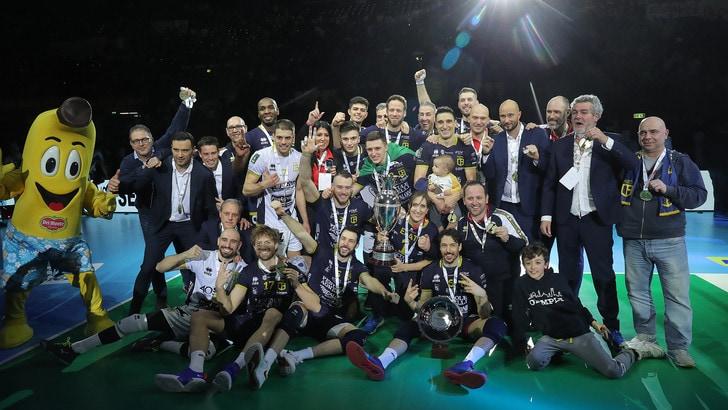 Coppa Italia A2/A3: festeggia Bergamo