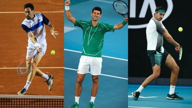 Mager nella top 100 della classifica Atp. Djokovic rimane in testa