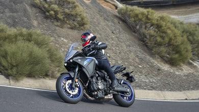 Test Yamaha Tracer 700, le immagini
