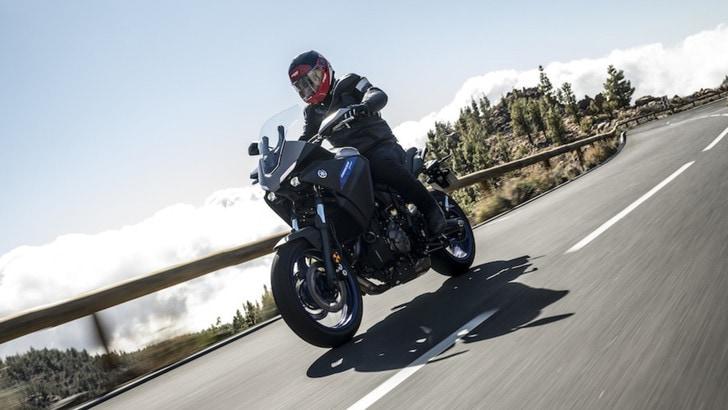Yamaha Tracer 700, il test per il #SottoEsame