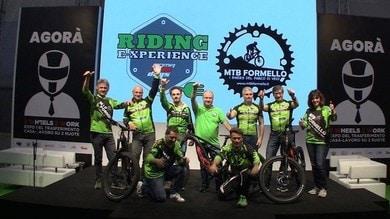 Motodays 2020, Riding E-xperience fa provare le moto elettriche