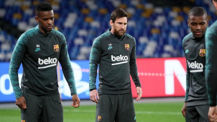 Coronavirus, no di Messi e compagni al taglio ingaggi del Barcellona