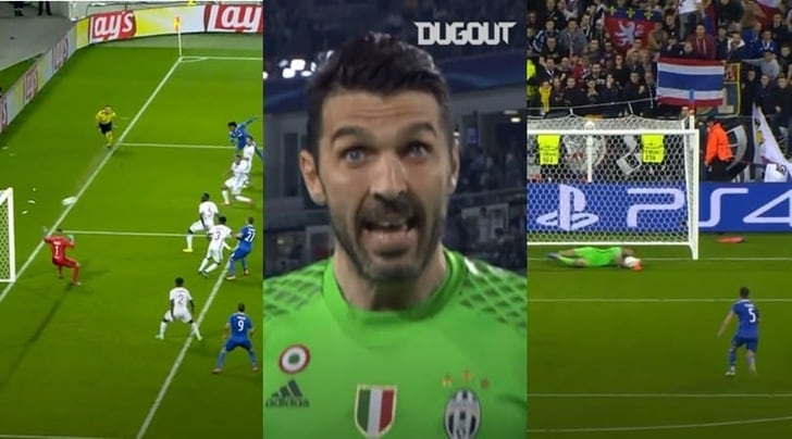 Lione-Juve, da Buffon a Cuadrado quanti ricordi! VIDEO