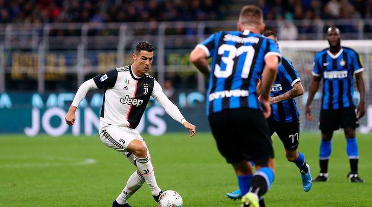 Juventus-Inter trasmessa in chiaro: la palla passa al Governo