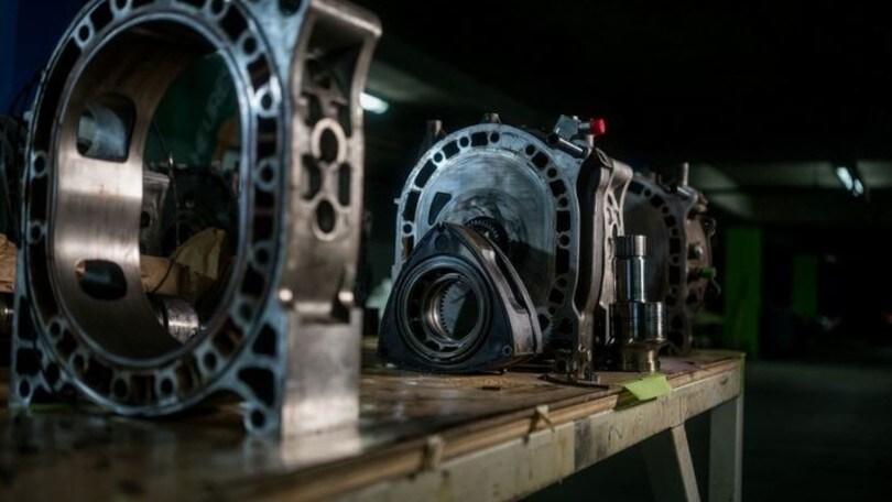 Wankel, la storia del motore rotativo Mazda