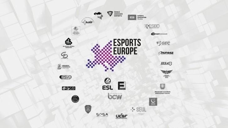 Esports Europe diventa realtà, GEC tra i membri