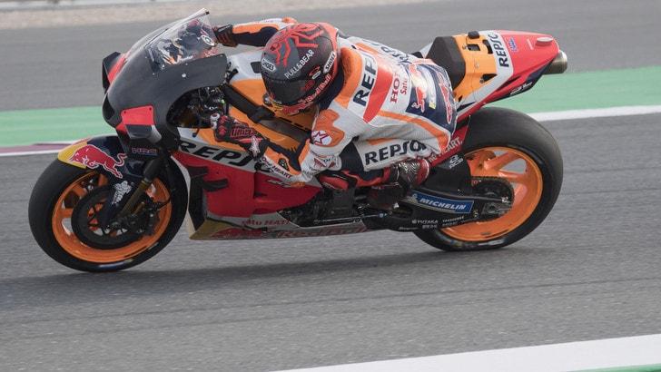 MotoGp, Marc Marquez rassicura sulla spalla: