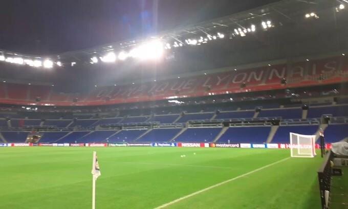 Champions, Il Lione potrebbe affrontare la Juve in campo neutro