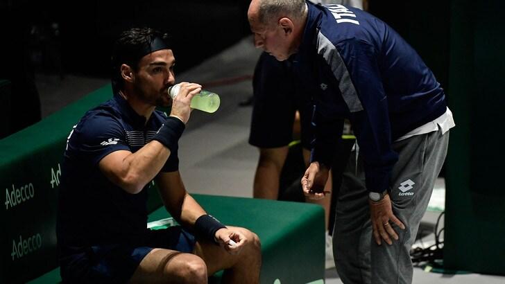 Coronavirus, Italia-Corea di Coppa Davis a Cagliari: le procedure di emergenza