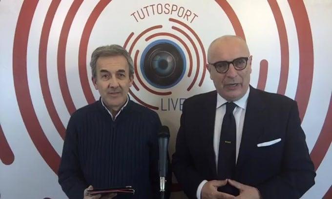 Prima di tutto. Juve-Milan: si gioca. Juve-Inter il 9 marzo (forse).