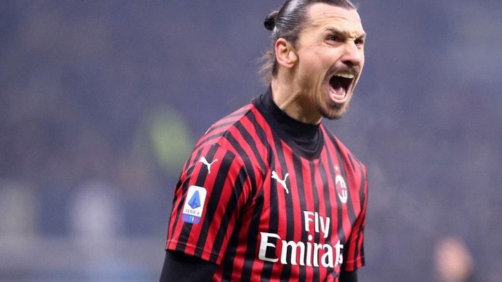 Ibrahimovic Milan Rebus Futuro E Spunta Il Monza Tuttosport