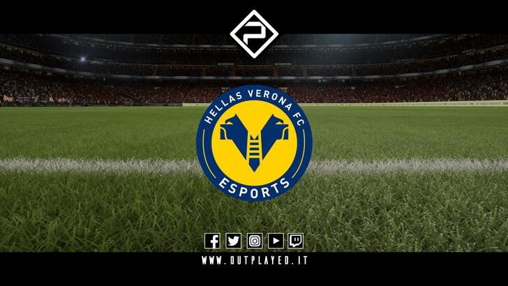 Hellas Verona e Outplayed insieme per l'eSerie A Tim