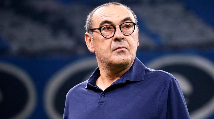 Juve-Inter, la probabile formazione di Sarri: Chiellini tenta il recupero