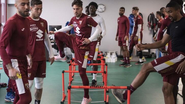 Torino pronto alla ripresa: tamponi e test, poi gli allenamenti