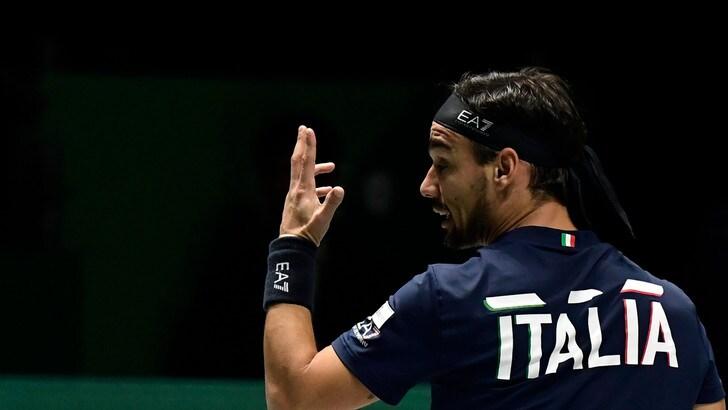 Coppa Davis, Italia-Corea del Sud senza pubblico. Biglietti rimborsati
