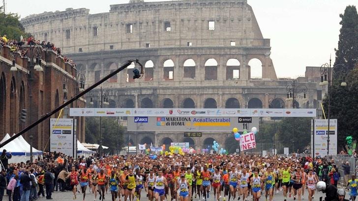 Cancellata Acea Run Rome The Marathon del 29 Marzo 2020