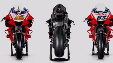 Ducati Pramac 2020: le immagini