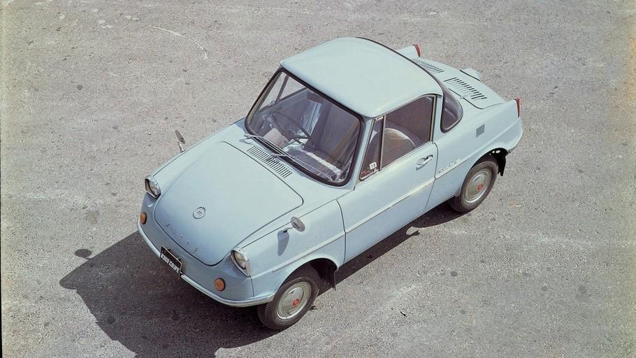 Mazda R360 compie 60 anni   LE FOTO