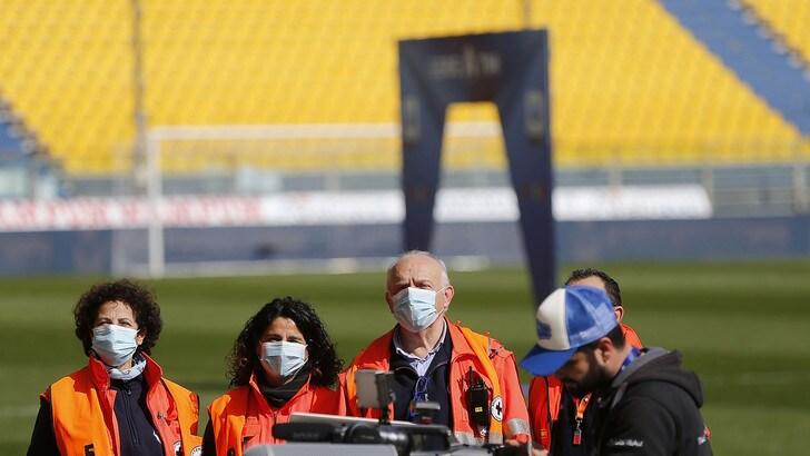 Coronavirus, Reggiana: giocatore positivo e squadra in quarantena