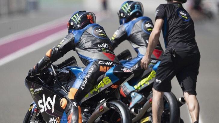 Moto3, Qatar: gara difficile per lo Sky Racing Team VR46