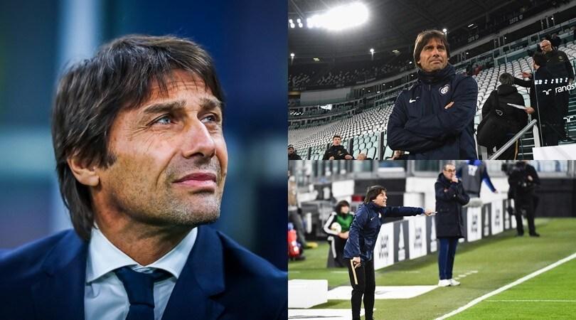 Juve-Inter, per Conte prima da ex in un Allianz Stadium deserto