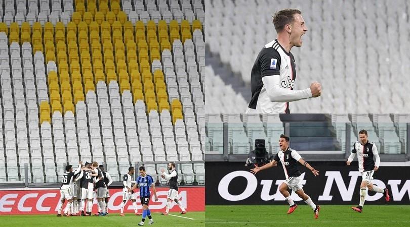 Ramsey, poi capolavoro di Dybala: la Juve batte l'Inter e torna in testa