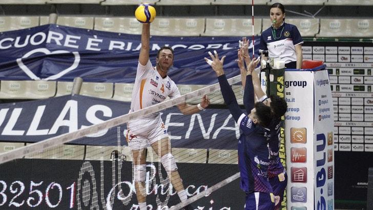 A2 Maschile, Siena continua a vincere, Castellana si prende il terzo posto