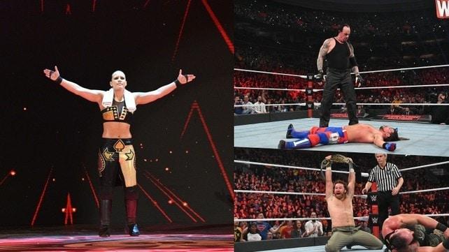 WWE Elimination Chamber 2020: Shayna da record, apparizione di Undertaker