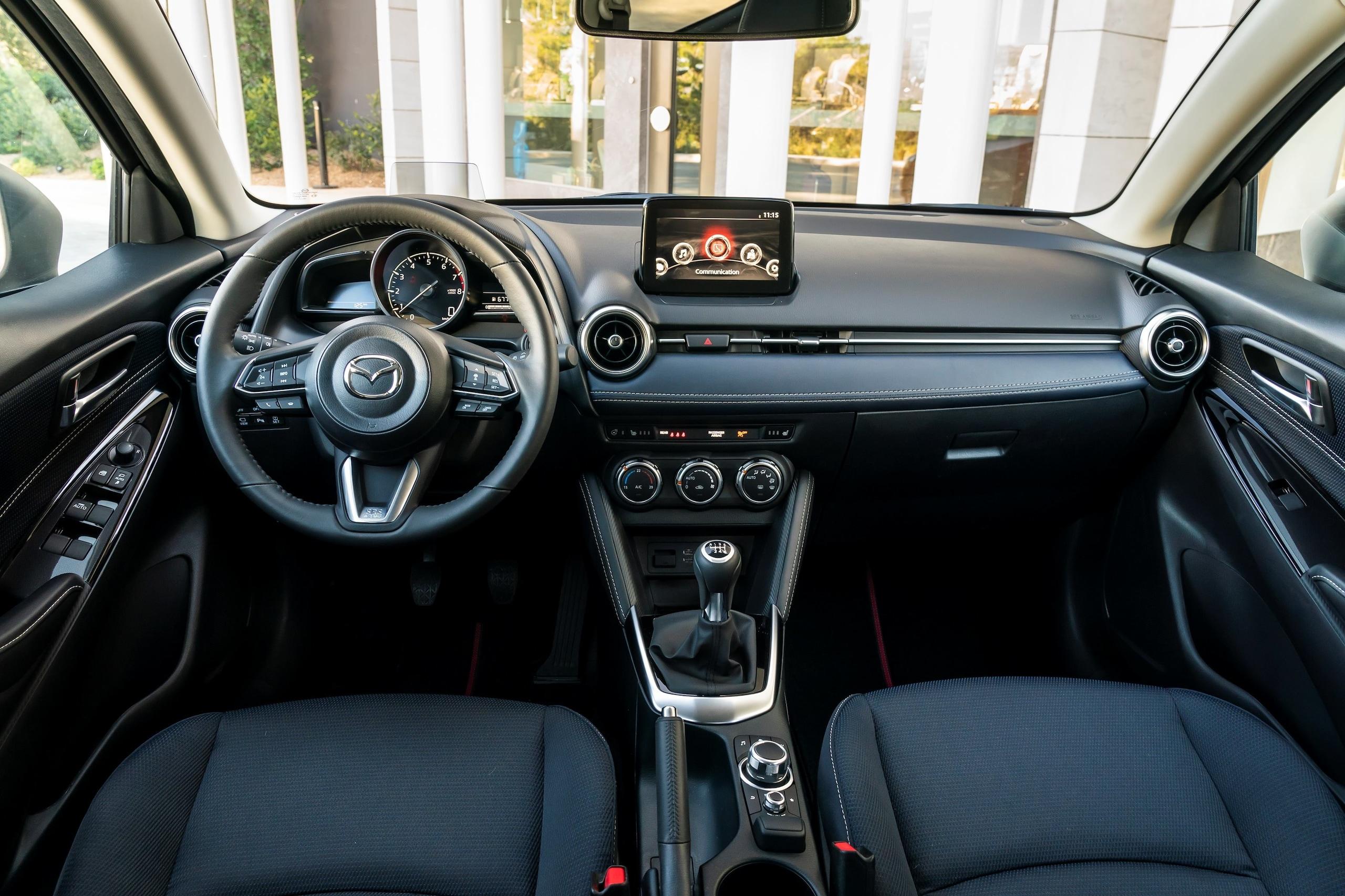 Nuova Mazda2 2020: tutte le immagini