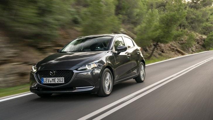 Nuova Mazda2: piccola fuori, grande dentro