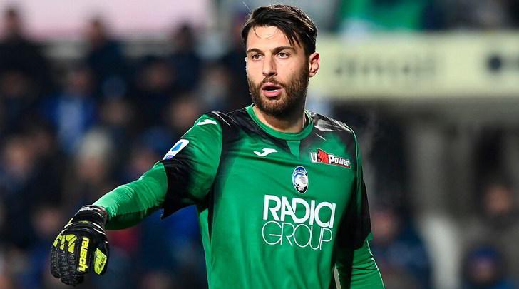 Coronavirus, Atalanta: Sportiello primo calciatore positivo al Covid-19
