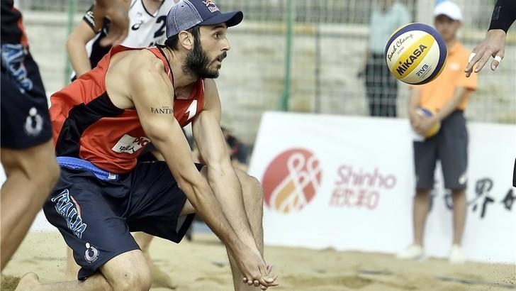 A Doha Lupo-Nicolai conquistano i quarti di finale