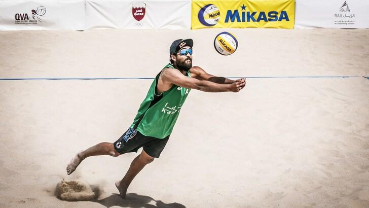 A Doha Lupo-Nicolai cadono in semifinale