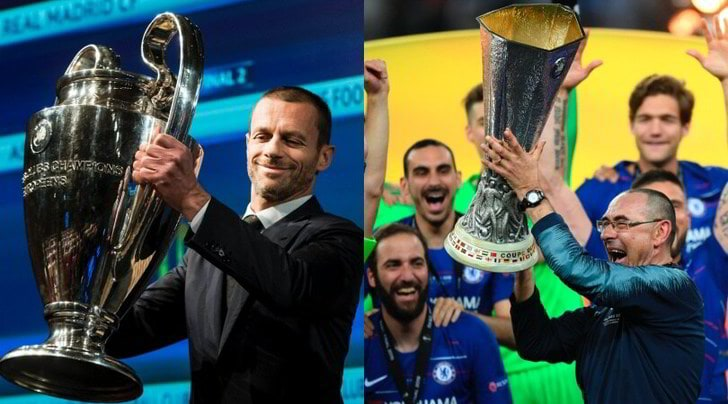 Il piano dell'Uefa per concludere la stagione: ecco tutte le date