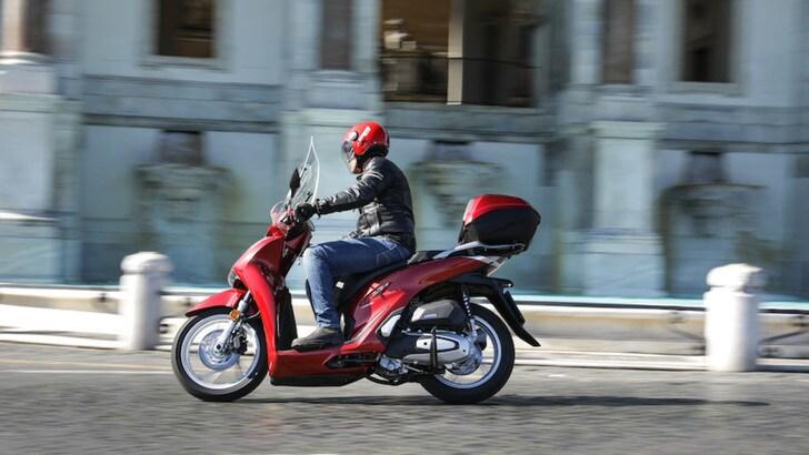Prova Honda SH150i 2020: l'asticella si alza